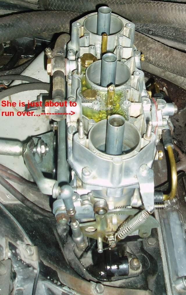 911 American Carburetor Swap? - Page 3 - Pelican Parts Forums