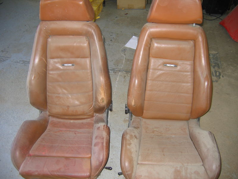 Question About By Old Recaro Seats Pelican Parts Forums