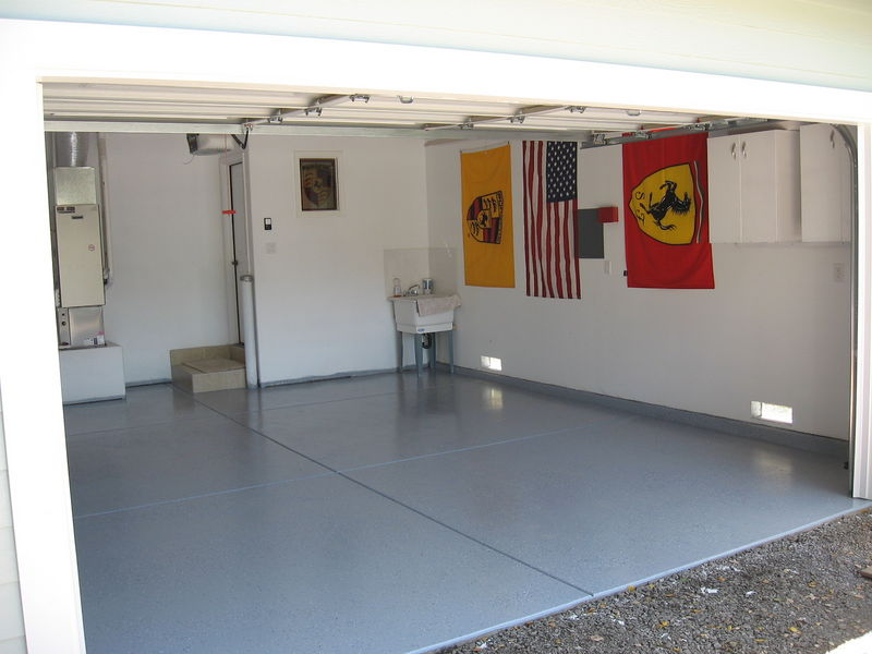 Garage Flooring Adelaide