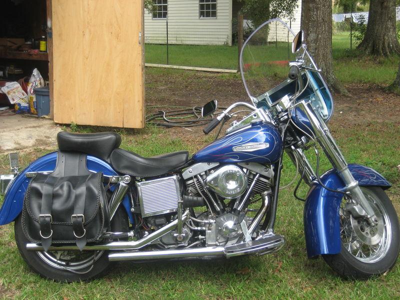 Shovel head Harleys - Pelican Parts Forums