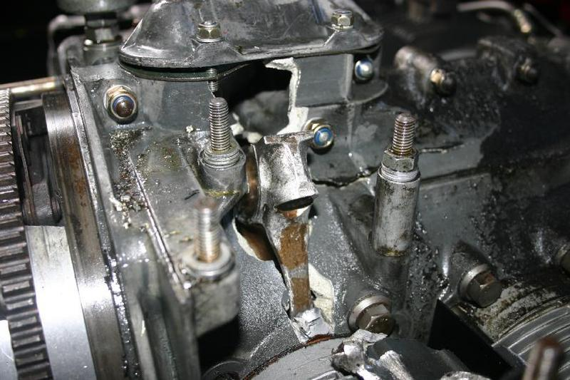 Thrown Rod At Daytona Pelican Parts Technical Bbs