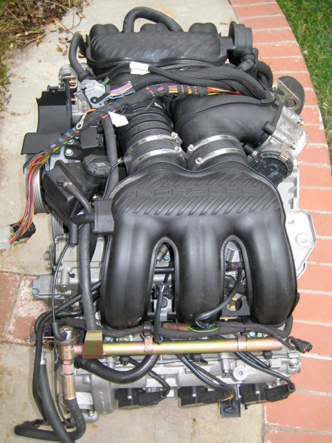 2000 Porsche Boxster 3 2 Engine Pelican Parts Forums