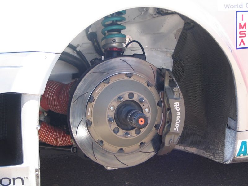 New Disc Brake Rotor 491135