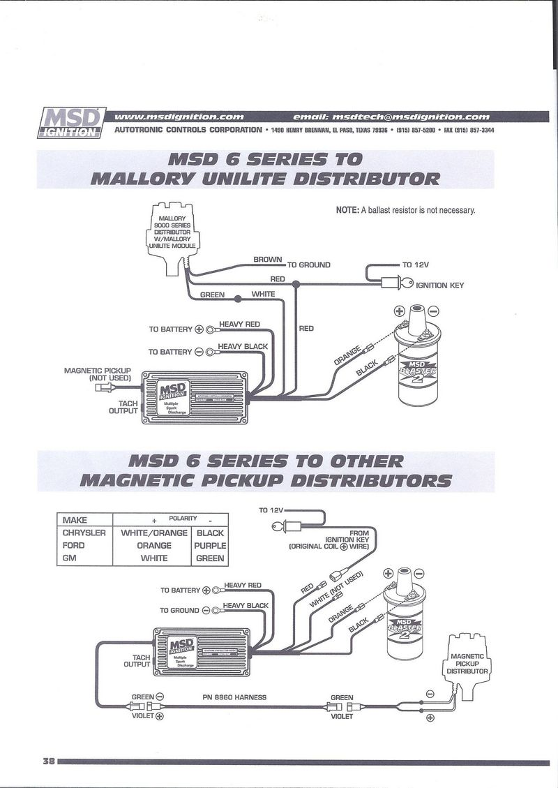 msd al wiring diagram msd image wiring diagram msd 6al wiring diagram lt1 wire diagram on msd 6al wiring diagram