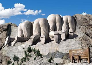 Mt Rushmore From The Canadian Side Pelican Parts Forums