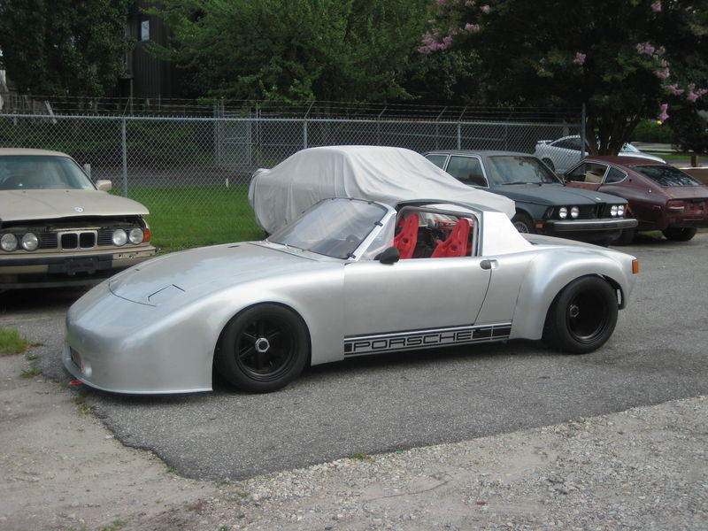 Lets See Your Rat Rod Porsche Page 4 Pelican Parts