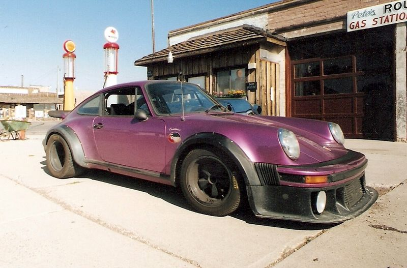 Lets See Your Rat Rod Porsche Page 4 Pelican Parts Forums
