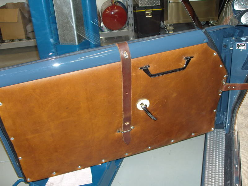 Leather Window Pulls On A 911 Pelican Parts Forums