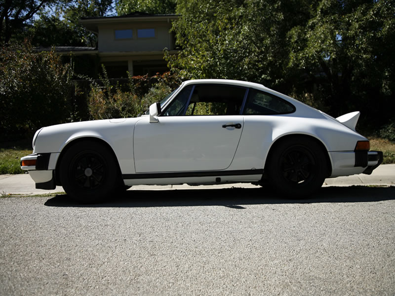 European 1979 Porsche 911 Sc Fresh Paint Super Clean