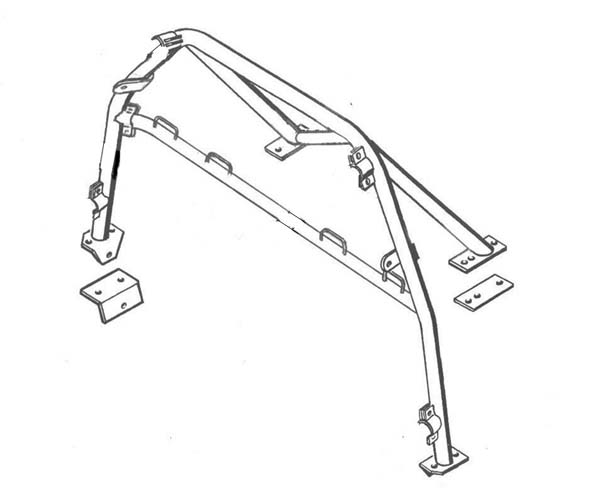 Safety Devices Rollbar New