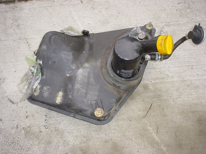 88 Porsche 911 Oil Tank 150 Shipped Pelican Parts