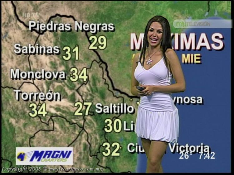 Weather Channel Girls : Weather girls pelican parts forums
