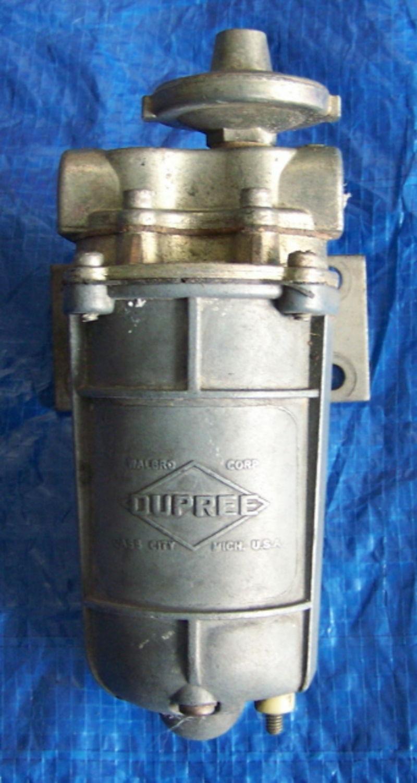 FS: Walbro Dupree Adjustable Electric Fuel Pump 12V 838