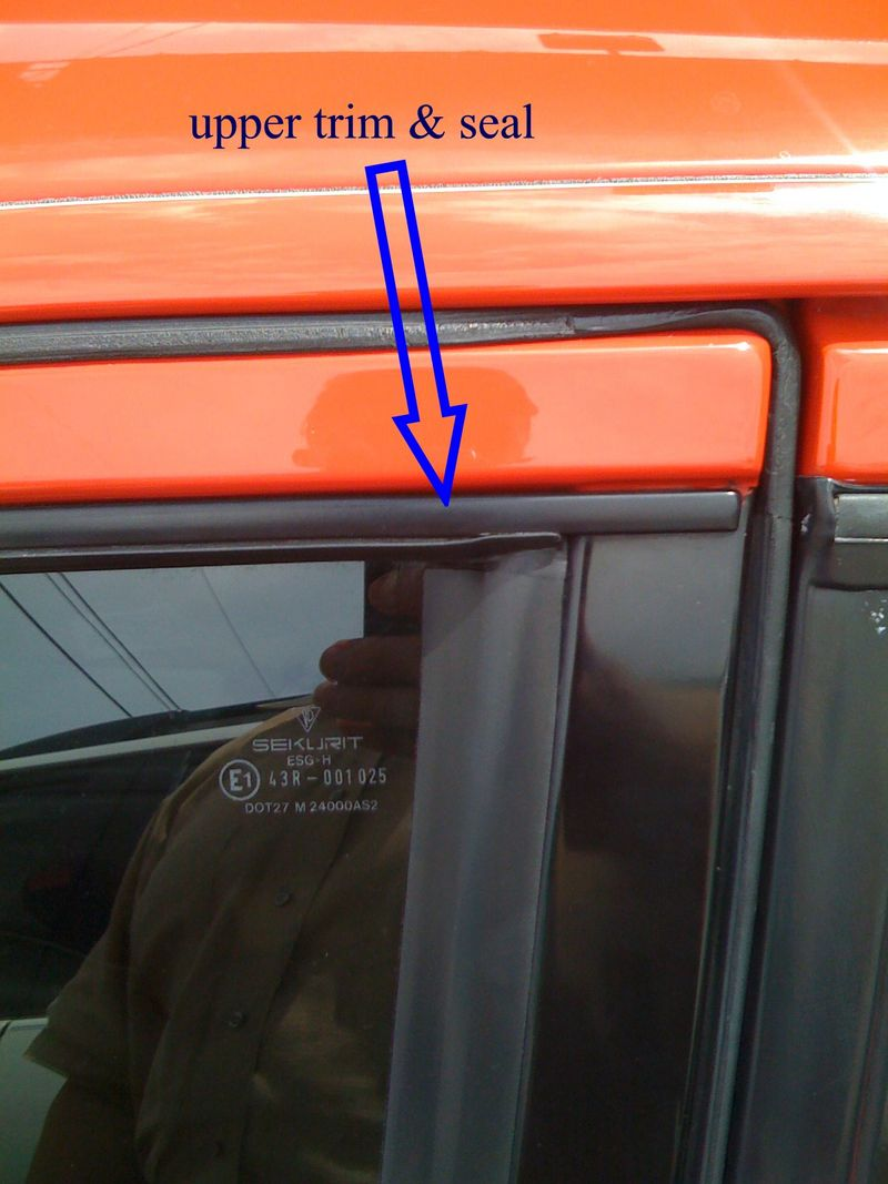 Painting 951s Door Trim Amp Moulding Removal Questions