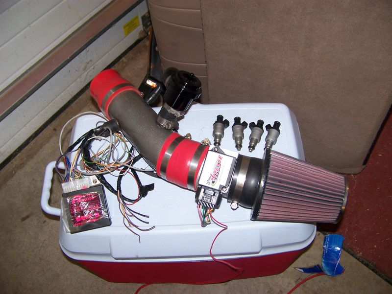vitesse maf kit injectors smt6 bov fs new pelican parts technical bbs