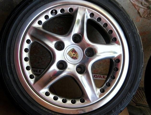 993 Targa Speedline Wheels 17 Quot Split Rims Pelican Parts