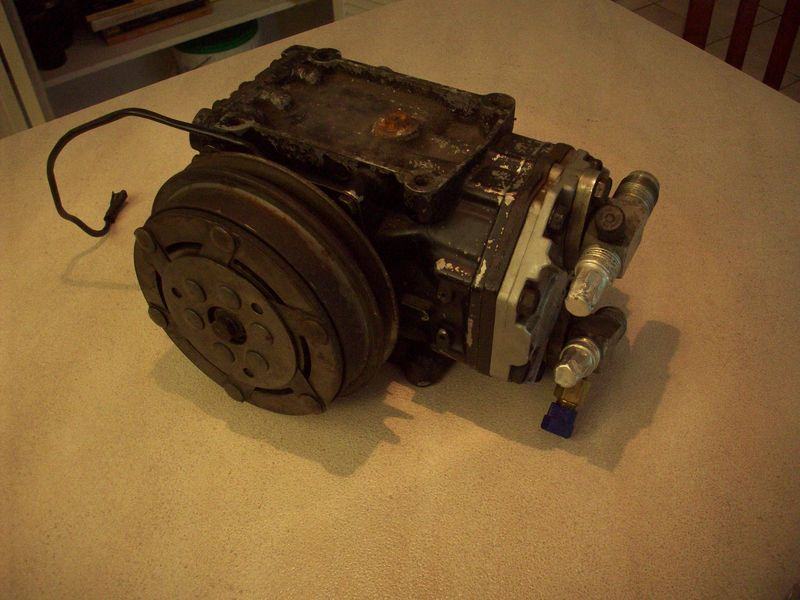911sc York A C Compressor Pelican Parts Forums