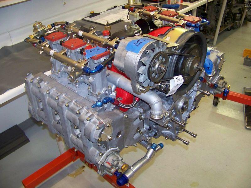 Porsche 962 Engine Photo Cd Review 2009 Monterey