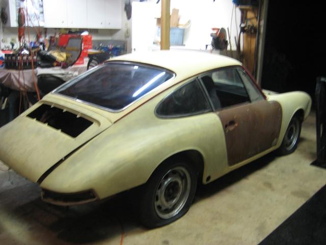 1966 912 Parts Car/project car for sale - Pelican Parts Forums