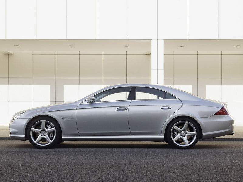 What do you think of the Mercedes CLS55 AMG  Pelican Parts