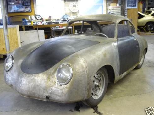 1952 Porsche 356 PreA Coupe