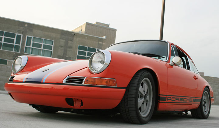 1968 Porsche 911 R Inspired Ca Car Pelican Parts Forums