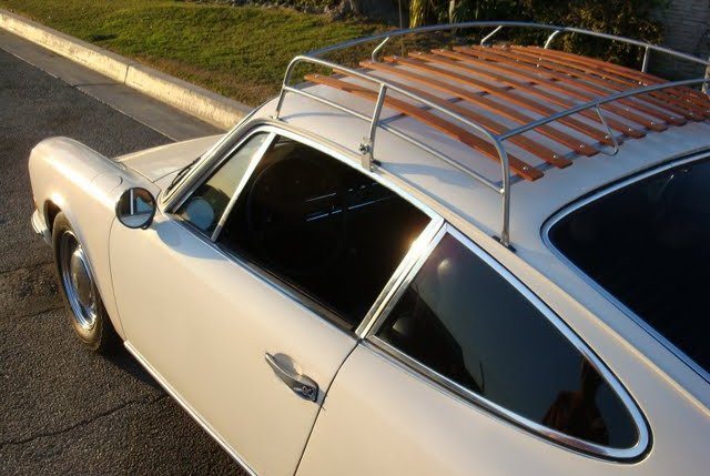 Roof Racks Early Cargo Style Pelican Parts Forums