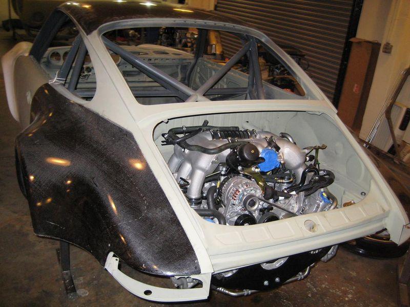 911 Engine Transplant