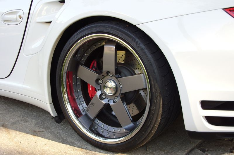 19 Quot Avus Wheels With Michelin Pilot Sport Tires Pelican