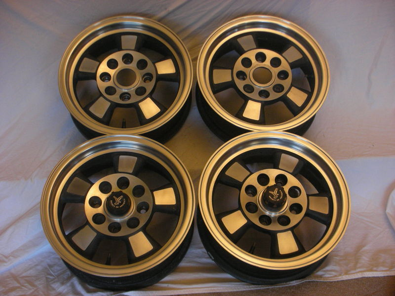 F S Polished Riviera Wheels Excellent Cond Pelican