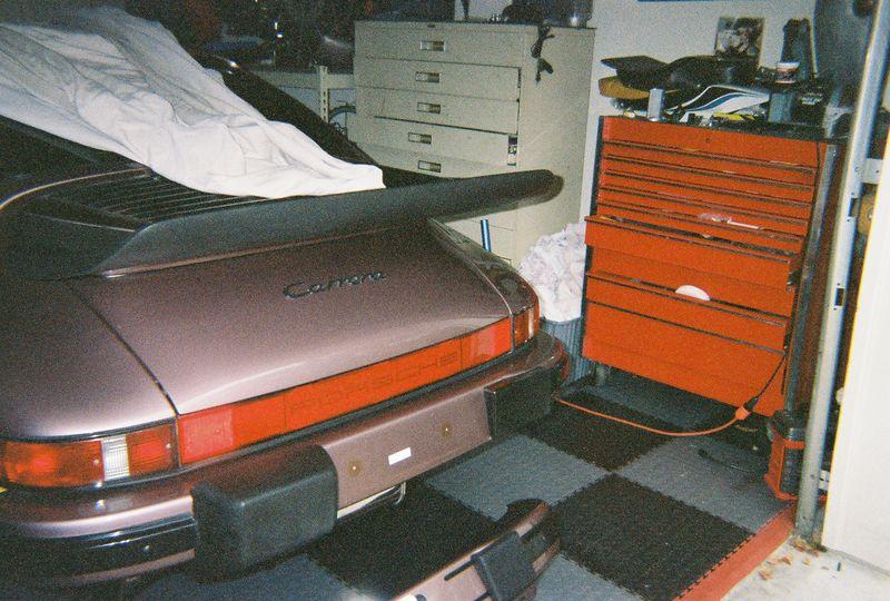 1985 Carrera Rear Bumper Guards Pelican Parts Technical Bbs