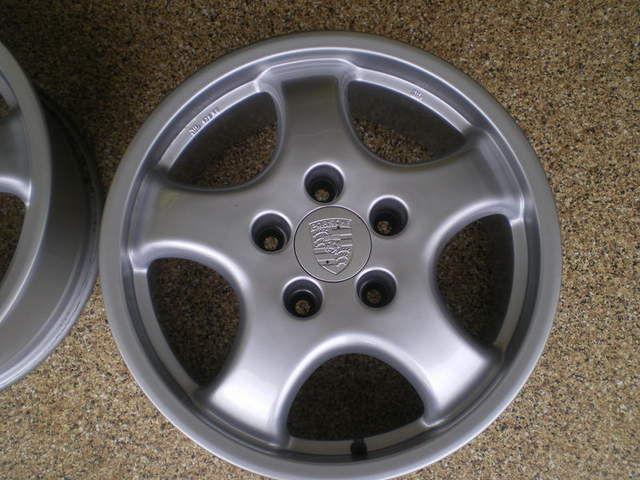 17 Inch Mille Miglia Cup 1 C2 Turbo Wheels Pelican Parts