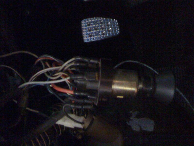 Porsche Headlight Switch Change From 911 To 964