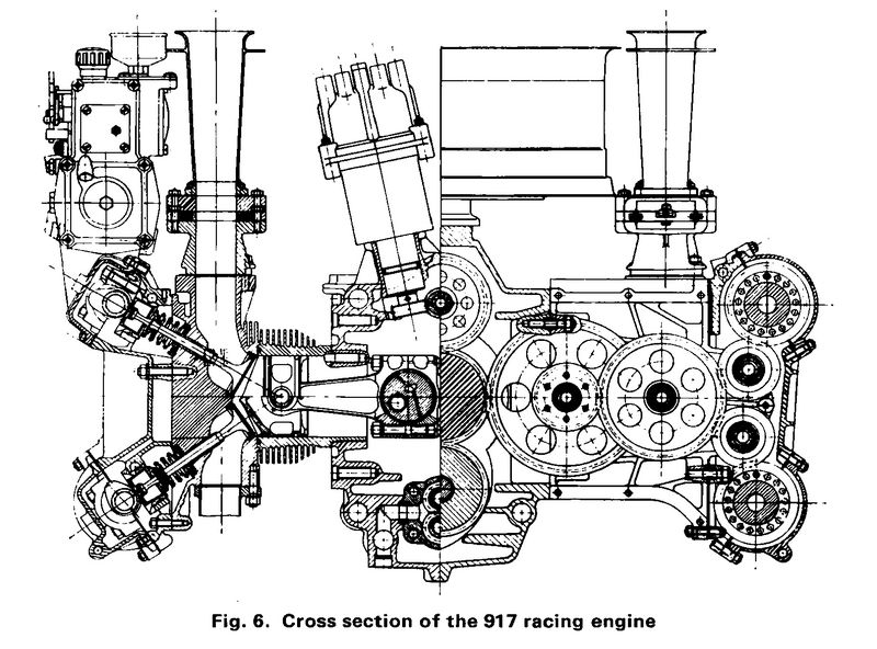 Porsche 917k Chassis Drawing Unattributed Cars Trucks Mud