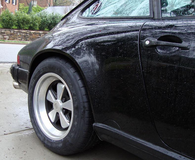Porsche Of Towson >> curious about 255 50 ZR16 on fuch rims - Pelican Parts Forums