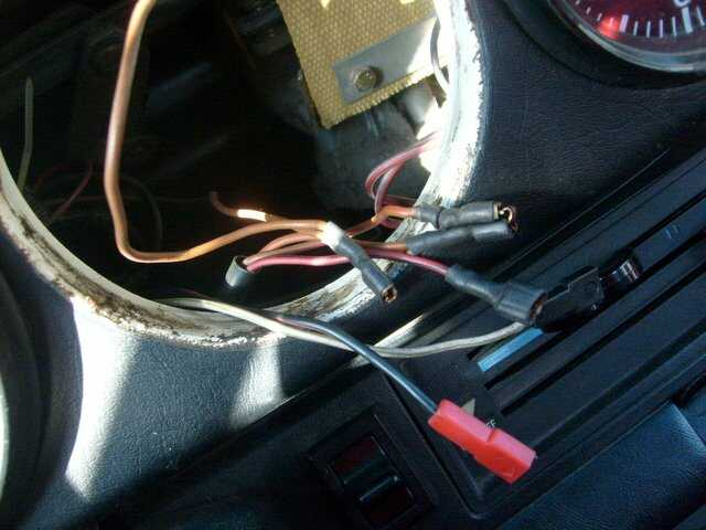 wiring all the gauges in a 911 sc page 2 pelican parts