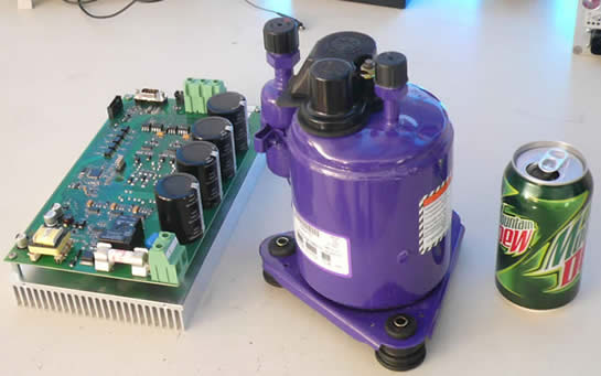 Car Along With An Off The Shelf 4000w Inverter Would Be Ticket Total Weight 17 Lbs And Complete Compressor Embly