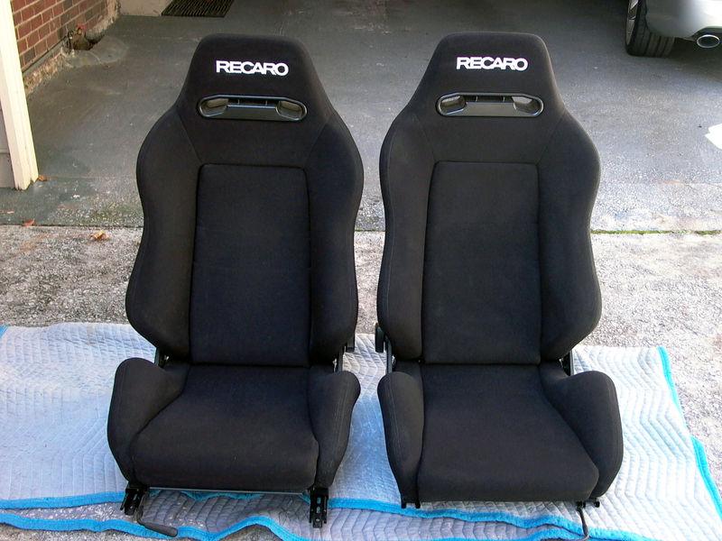 fs recaro sport seats speed porsche 993 pelican parts. Black Bedroom Furniture Sets. Home Design Ideas