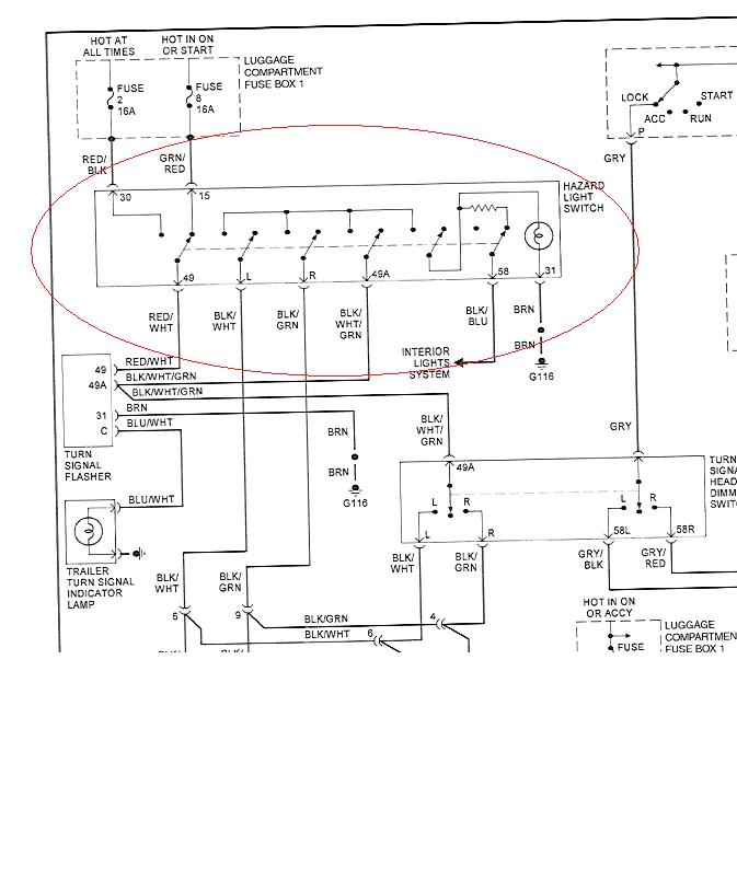 Help  Wiring Diagram For A 1986 911 Carrera