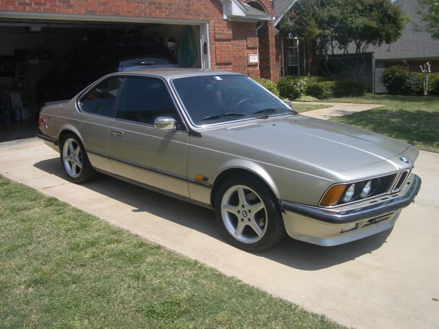 1985 635csi Euro Pelican Parts Technical Bbs