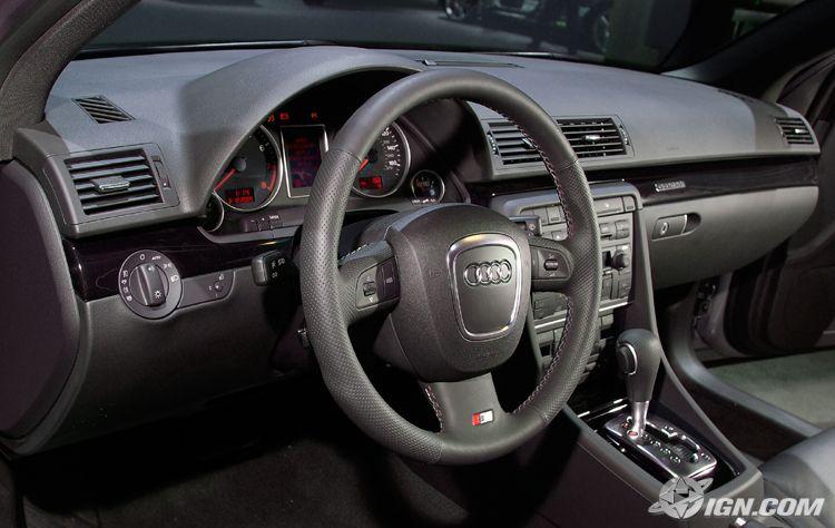 Audi A4 S Line. Audi A4 S-Line