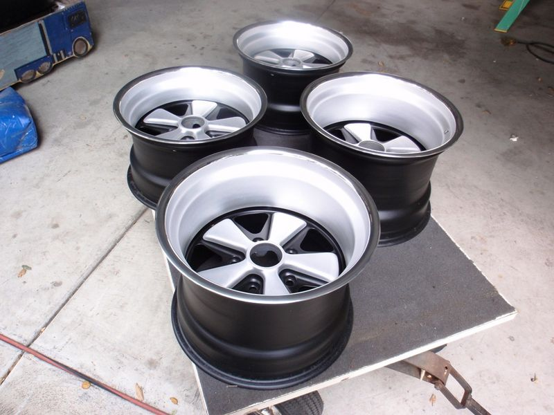 9 Amp 11 X 15 Oem Fuchs Rsr Pelican Parts Technical Bbs