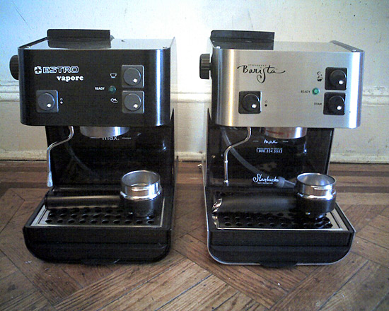 Is there a worthwile espresso machine for under USD 250? - Pelican Parts Technical BBS