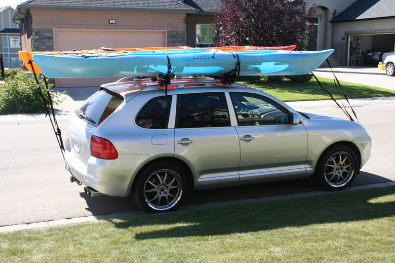 Anyone Have Experience With Thule Or Yakima Racks