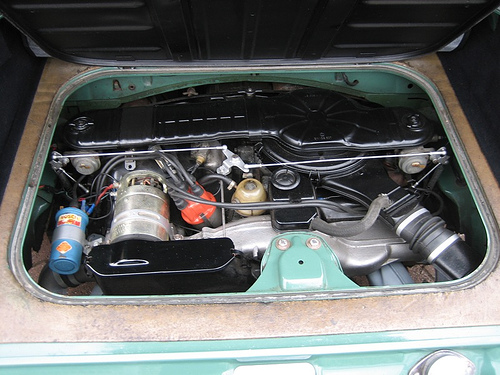 Twin Cam Motor In A Vw Bug Pelican Parts Technical Bbs