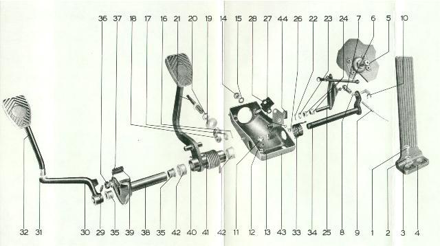 how do i adjust brake pedal