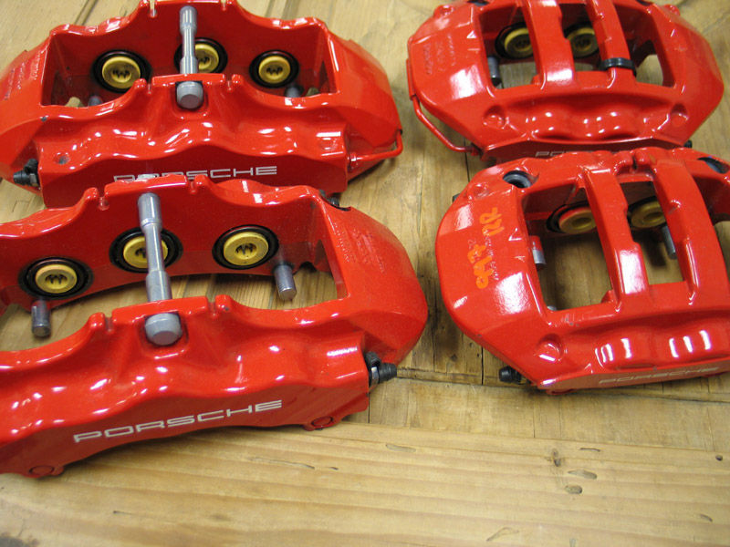 997 Gt3 Cup Calipers Pelican Parts Forums