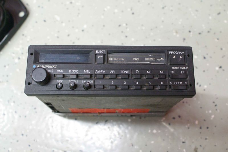 Blaupunkt reno sqr 46 for sale