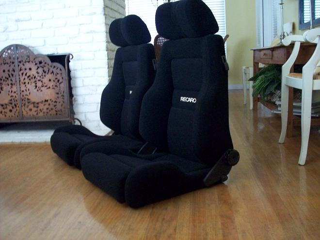 Nicest Recaro Ls Sport Seats On The Market Pelican