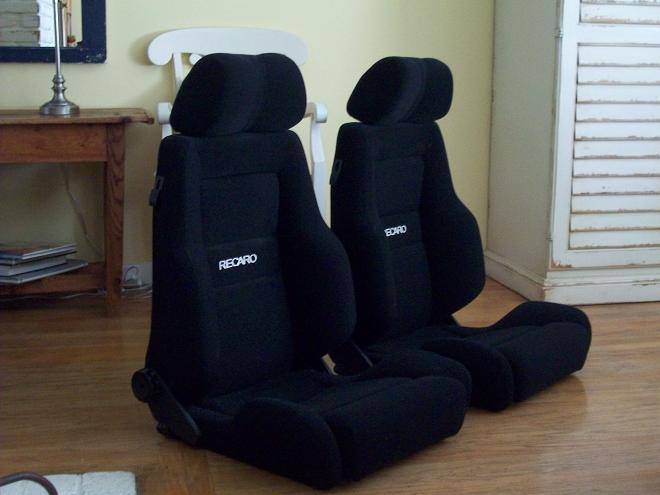 nicest recaro ls sport seats on the market pelican. Black Bedroom Furniture Sets. Home Design Ideas